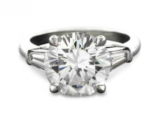 An Appropriate Budget for Buying an Engagement Ring