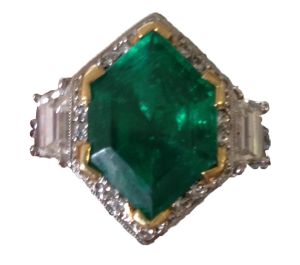 emerald ring buyer