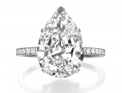 What is it about Pear Shaped Diamonds