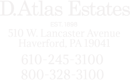 D. Atlas Estates Logo