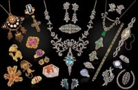 where to sell antique jewelry