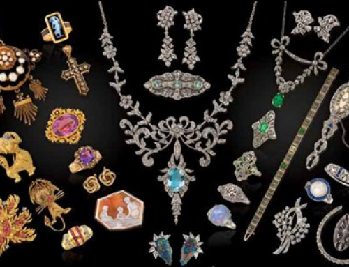 Why does Antique Jewelry have a higher quality of workmanship than some modern jewelry